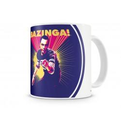 Mug Sheldon Bazinga 300 ml