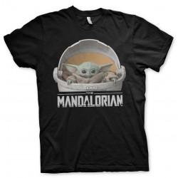 Men T-shirt Mandalorian...