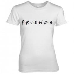 Women T-shirt Friends Logo...