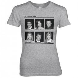 Women T-shirt Friends Class...
