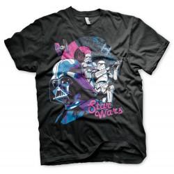 Men T-shirt Star Wars Death...