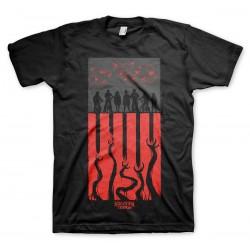 Men T-shirt Stranger Things...
