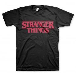 Pánské tričko Stranger...
