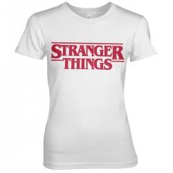 Women T-shirt Stranger...