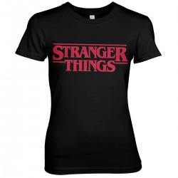 Dámské tričko Stranger...
