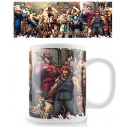 Street Fighter Mug Legends...