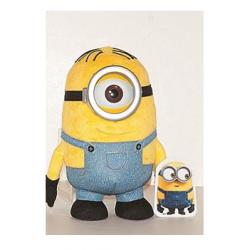 Minions Plush Figure 25 cm...