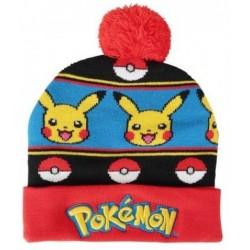 Pokemon Beanie Logo &...