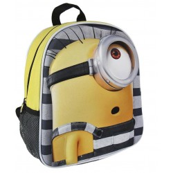 Despicable Me 3 3D Backpack...