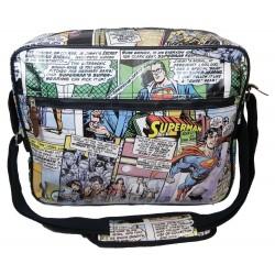 DC Comics Messenger Bag...
