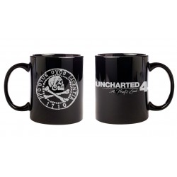 Uncharted 4 Mug Pirate Coin...