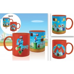 Super Mario Heat Change Mug...