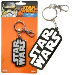 Star Wars Metal Keychain...