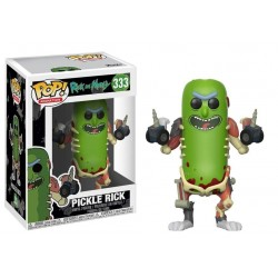 Rick and Morty POP!...