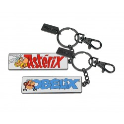 Asterix Metal Keychain...