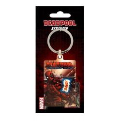 Deadpool Metal Keychain...