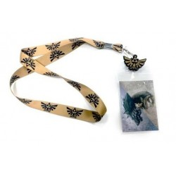 The Legend of Zelda Lanyard...