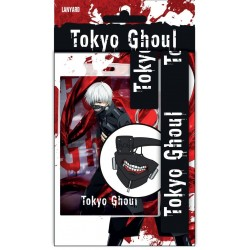 Tokyo Ghoul Lanyard with...