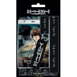 Death Note Lanyard with...