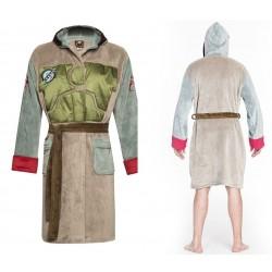 Star Wars Fleece Bathrobe...