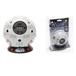 Star Wars Alarm Clock with...