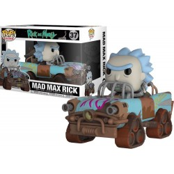 Rick and Morty POP! Rides...