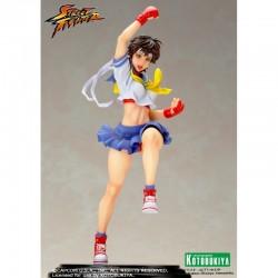 Sakura Street Fighter...