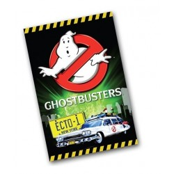 Ghostbusters: ECTO-1...