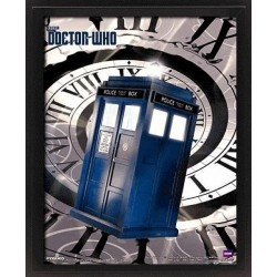 Doctor Who: Tardis Time...