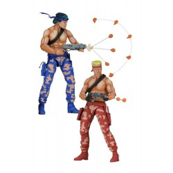 Contra Action Figures...