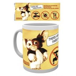Gremlins Mug Three Rules...