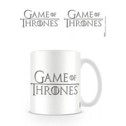 Game of Thrones Mug Logo...