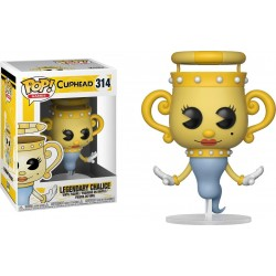 Cuphead POP! Games Vinyl...