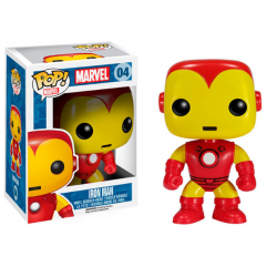 POP figure Marvel Iron Man...