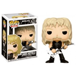 POP figure Metallica James...