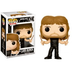 POP figure Metallica Lars...