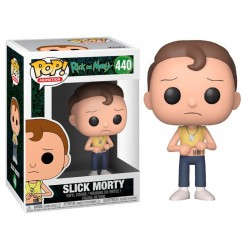 POP figure Rick & Morty...