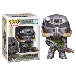 POP figure Fallout T-51...