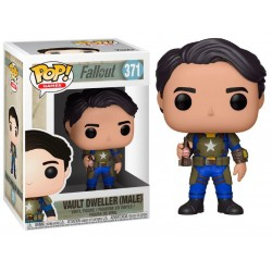 POP figure Fallout Vault...