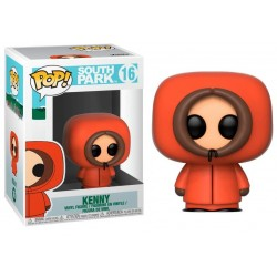 POP figure South Park Kenny...