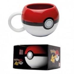 Pokemon Pokeball 3D mug...