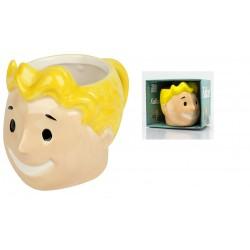Fallout Vault Boy 3D Hrnek