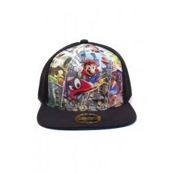 Nintendo Trucker Cap Super...