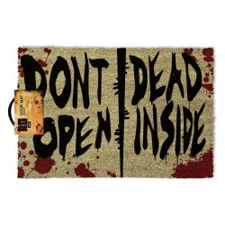 Walking Dead Doormat Don't...