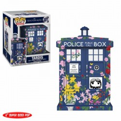 Doctor Who Super Sized POP!...