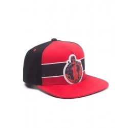 Deadpool Snapback Cap Stripe