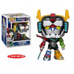 Voltron Super Sized POP!...