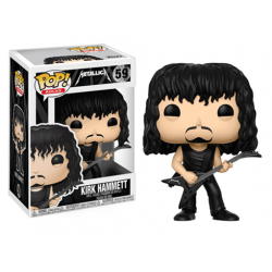 POP figure Metallica Kirk...