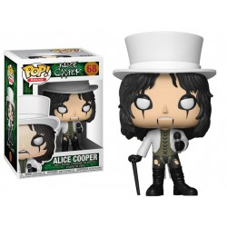 POP figure Alice Cooper 9 cm