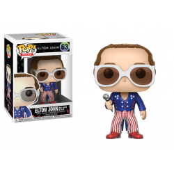 POP figure Elton John 9 cm